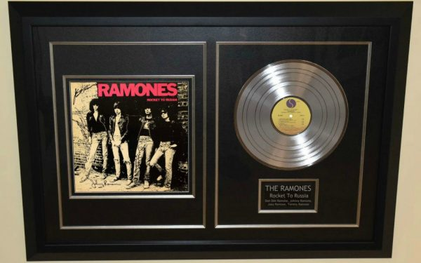 The Ramones – Rocket To Russia