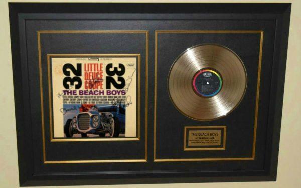 Beach Boys – Little Deuce Coupe