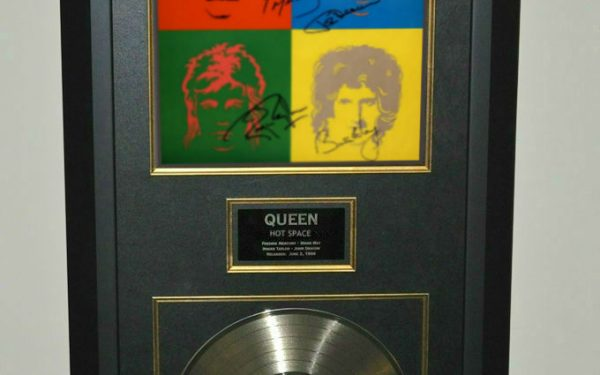 Queen – Hot Space