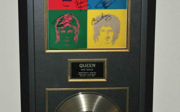 Queen – Hot Space