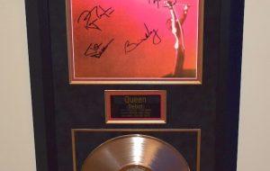 Queen – Debut Release
