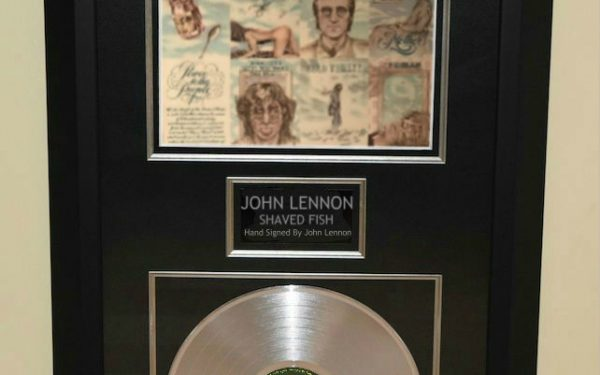 John Lennon – Shaved Fish
