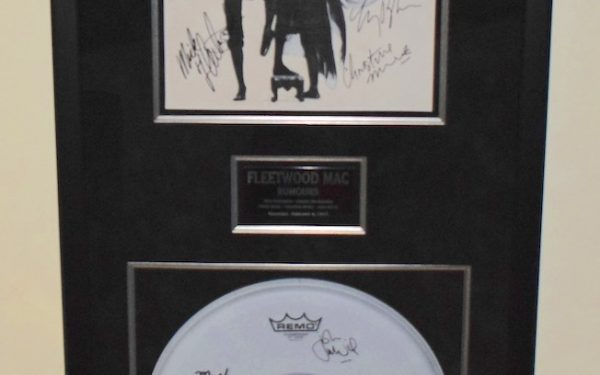 "Fleetwood Mac – Rumours With 14"" Remo Drum Head"