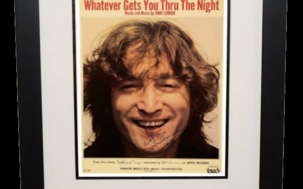 John Lennon – Whatever Gets You Through The Night