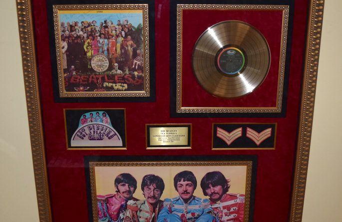 Beatles – Sgt. Pepper's Lonely Hearts Club Band