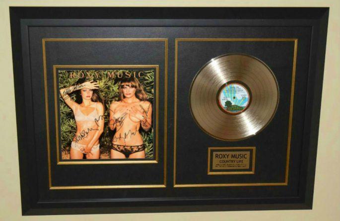 Roxy Music – Country Life