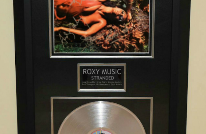 Roxy Music – Stranded