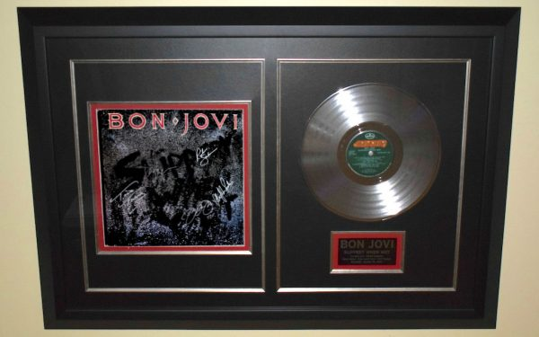 Bon Jovi – Slippery When Wet