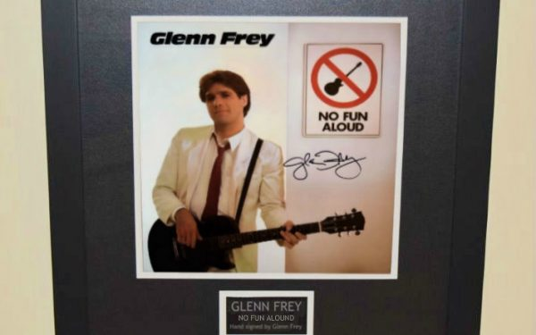 Glenn Frey – No Fun Aloud
