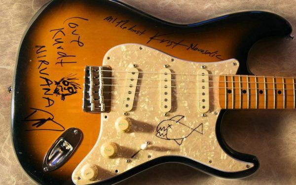 Nirvana Fender Stratocaster