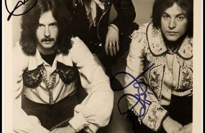 #1-Cream Signed 8×10 Photograph