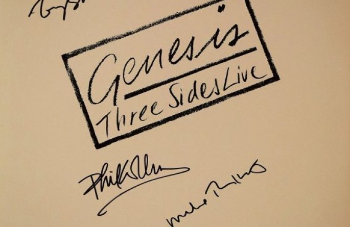 Genesis – Three Sides Live