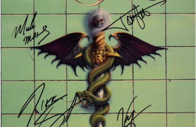 Motley Crue – Dr. Feelgood
