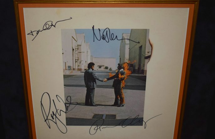 Pink Floyd – Wish You Were Here – Have A Cigar