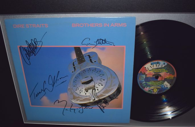 Dire Straits – Brother In Arms