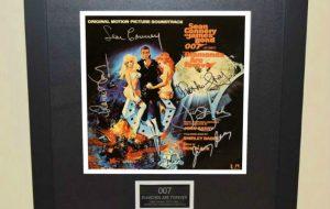 007 – Diamonds Are Forever Original Soundtrack