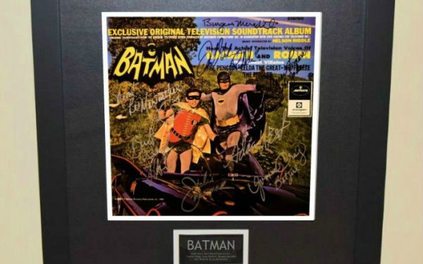 #1 Batman Original Soundtrack