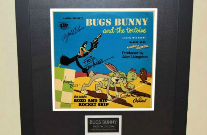 Bugs Bunny and the tortoise Original Soundtrack