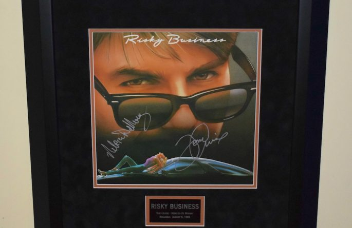 Risky Business Original Soundtrack