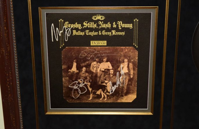 Crosby, Stills, Nash & Young – Deja Vu
