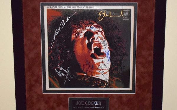 Joe Cocker – With A Little Help From My Friends
