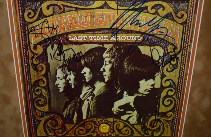 Buffalo Springfield – Last Time Around