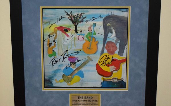 The Band – Music From Big Pink