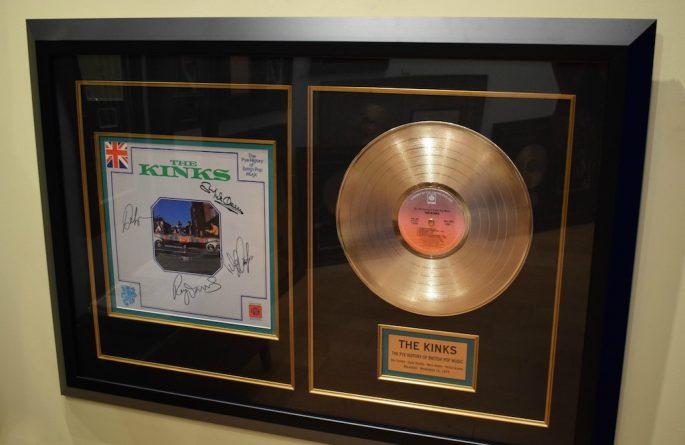 The Kinks – The Pye History of British Pop Music