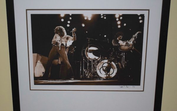 Led Zeppelin 16×20 Live Shot
