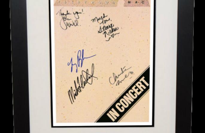 Fleetwood Mac – 1979 Tusk Tour Book