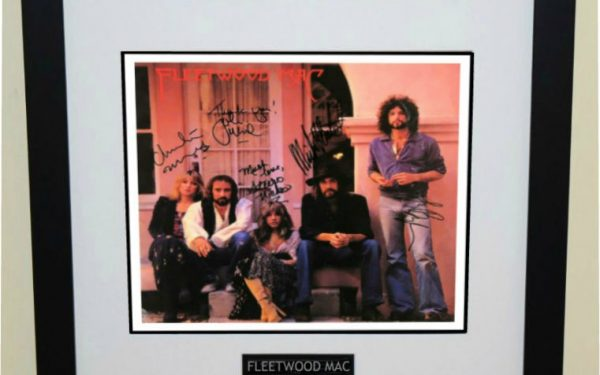 Fleetwood Mac – 1977 Rumours Tour Book