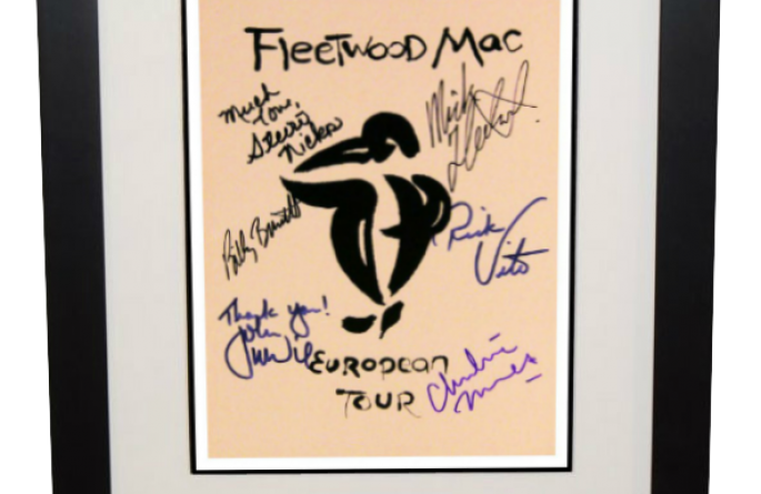 Fleetwood Mac – 1987 Tour Book