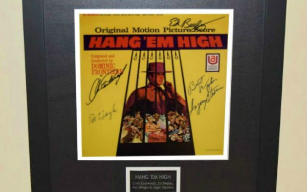 Hang 'Em High Original Soundtrack