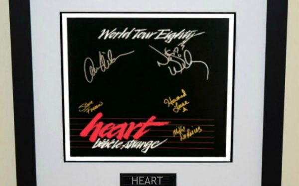 Heart – World Tour Book