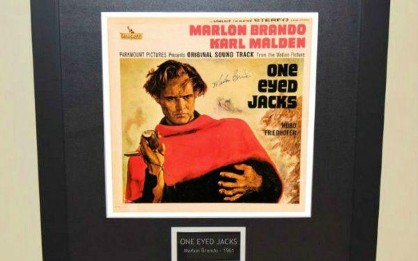 Marlon Brando – One Eyed Jacks Original Soundtrack