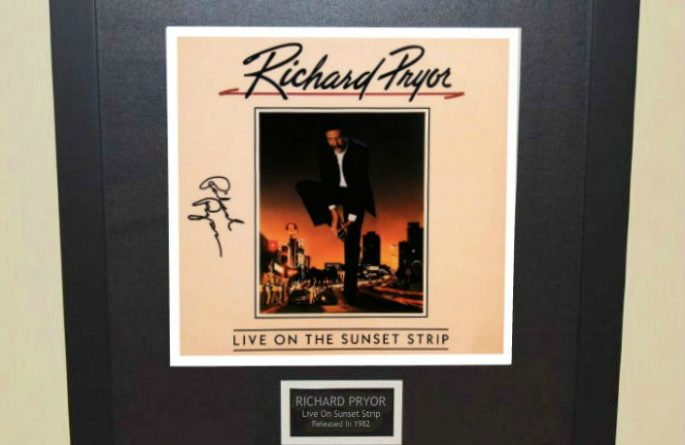 Richard Pryor – Live On Sunset Strip Original Soundtrack