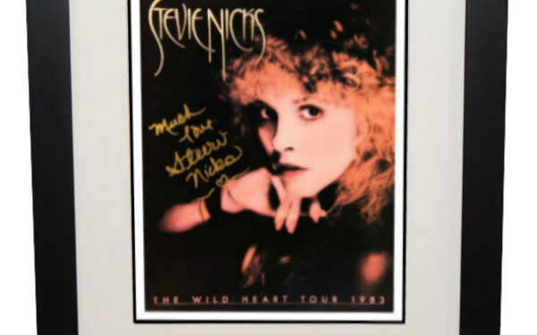 Stevie Nicks – The Wild Heart Tour Book