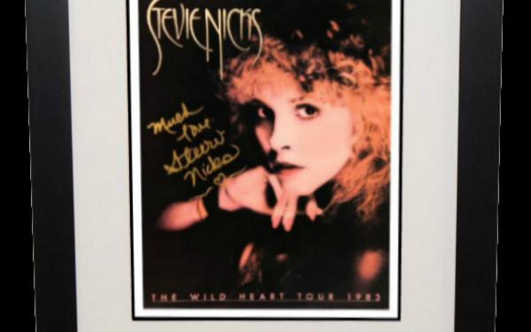 Stevie Nicks – The Wild Heart Tour Book
