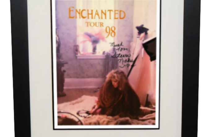 Stevie Nicks – Enchanted Tour Book