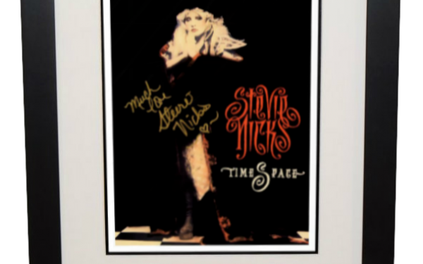 Stevie Nicks – Time Space Tour Book