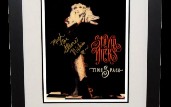 Stevie Nicks – Time Space Tour Book
