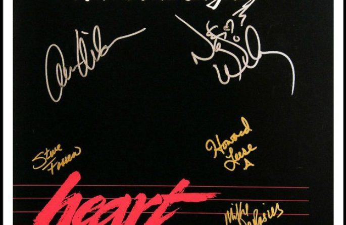 Heart – World Tour Book