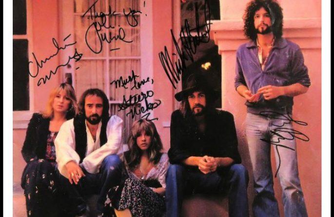 Fleetwood Mac – 1977 Rumours Tour Book