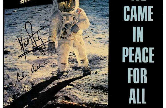 We Came In Peace For All Mankind Original Soundtrack