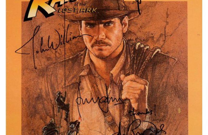 Raiders of The Lost Ark Original Soundtrack