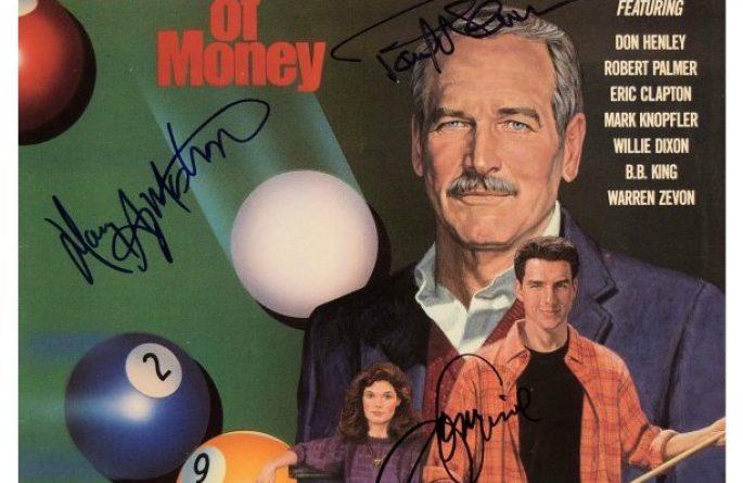 The Color Of Money Original Soundtrack