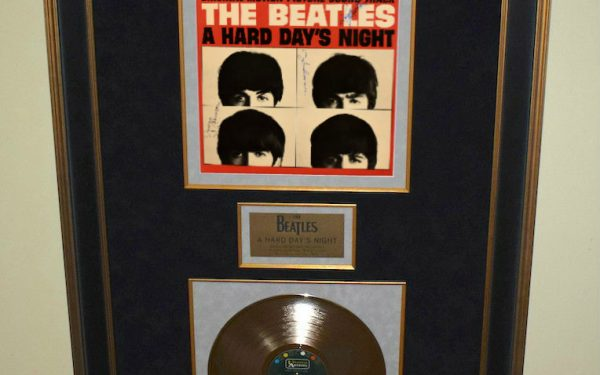 Beatles – A Hard Day's Night