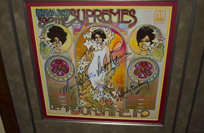 Diana Ross & The Supremes – Let The Sunshine