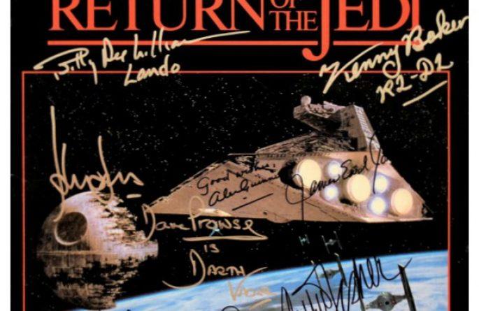 Return Of The Jedi Original Soundtrack