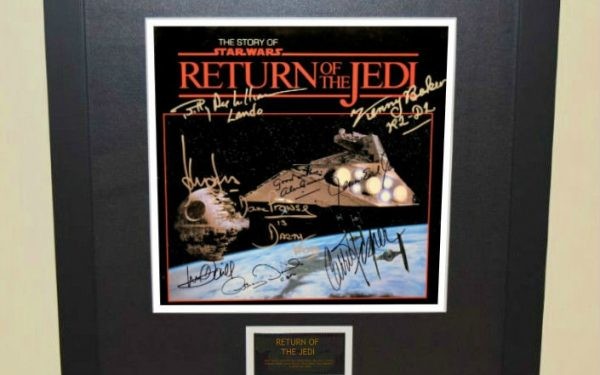 Return Of The Jedi Original Soundtrack